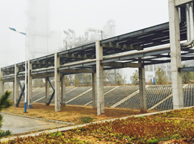 Inner Mongolia coal chemical industry wastewater AOP technology project